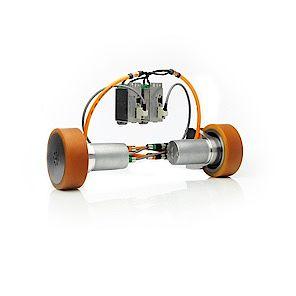 自动导引车 (AGV) 的 iTAS® 伺服传动系统